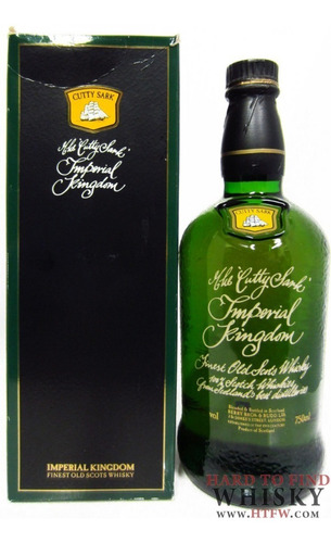 The Cutty Sark Imperial Kingdom Finest Old S.w 75cl 43%