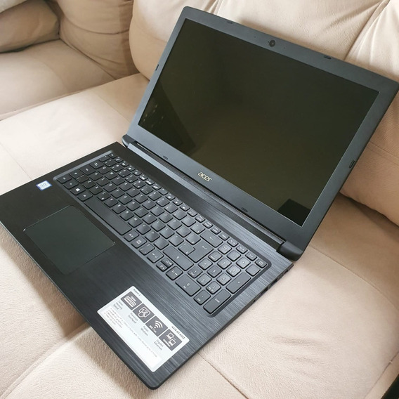 R$1699,90 Notebook Acer Aspire A315-53-52zz I5-7200u 8gb 1tb