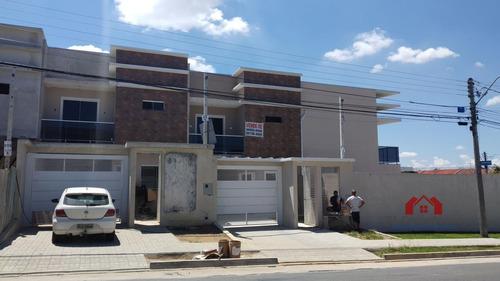 Sobrado Para Venda Em Curitiba, Xaxim, 3 Dormitórios, 1 Suíte, 1 Banheiro, 1 Vaga - So059_1-1763804