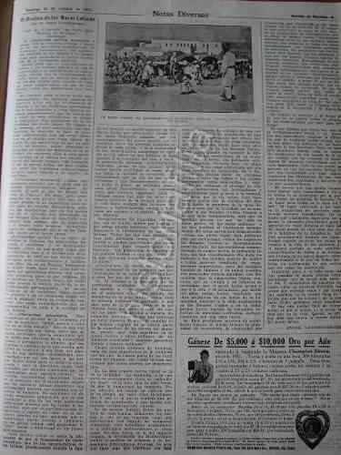 Publicidad Antigua 1912 Camara Fotografica Champion Sleeve