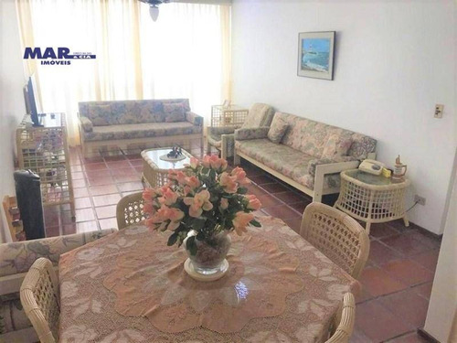 Imagem 1 de 8 de Apartamento Com 2 Dormitórios Para Alugar, 90 M² Por R$ 2.500,00 - Pitangueiras - Guarujá/sp - Ap10608