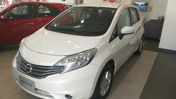 Nissan Note 1.6 Sense At Cvt Últimos 2 Disponibles 0km 2020