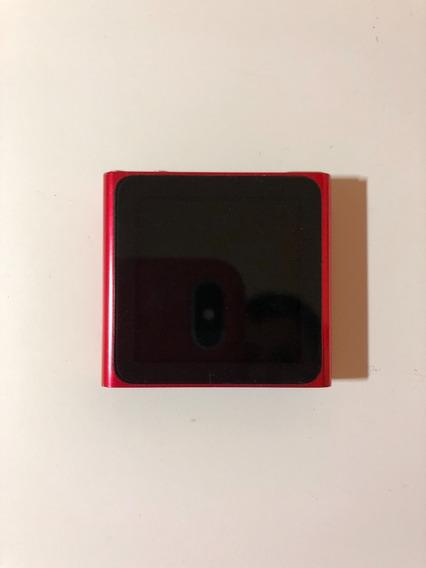 iPod Nano Vermelho 8gb