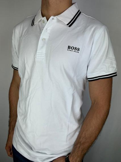 Playera Hugo Boss Tipo Polo Calidad 1:1 Envío Gratis