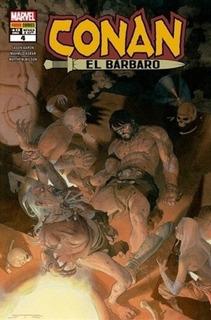 Conan El Barbaro 04 - Aaron, Asrar