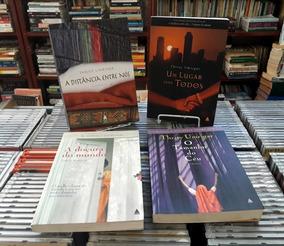 Thrity Umrigar - 4 Livros Diversos Títulos