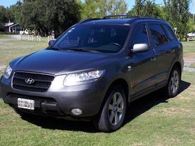 Hyundai Santa Fe 4wd 7 Asientos Diesel 2.2