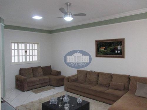 Imagem 1 de 23 de Casa Residencial À Venda, Presidente, Araçatuba. - Ca0804