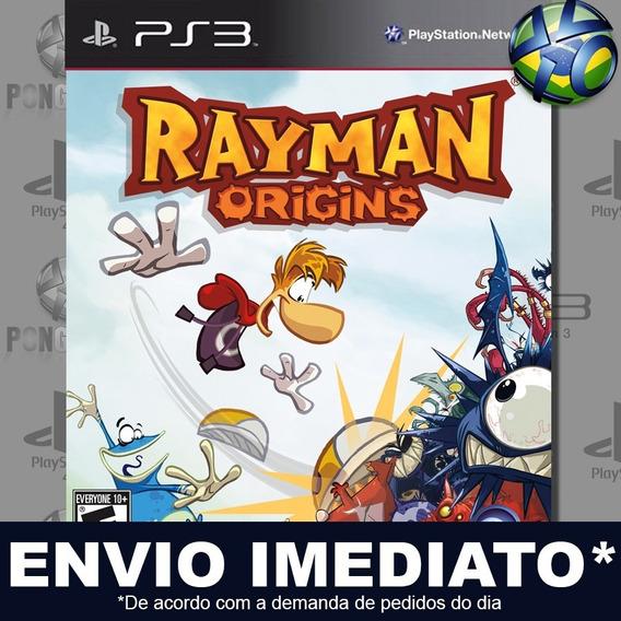 Rayman Origins Ps3 Psn Jogo Promoção Pronta Entrega Play 3