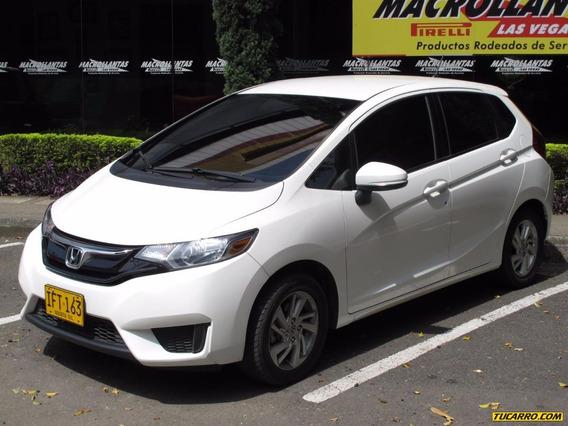 Honda Fit Ex L Tp 1500cc Abs Tc