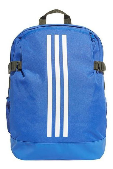 Mochila adidas Power Training Escolar Oficina Azul