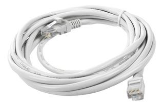 Cable De Red Armado 20 Metros Utp 5e Patch Cord Ethernet