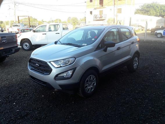 Ford Ecosport 1.5 S Con Permuta Y Financiacion
