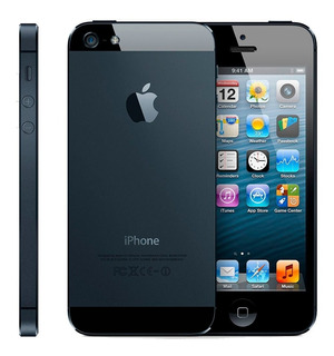 Apple iPhone 5 16gb 8mp Tela 4 Anatel Outlet + Brinde