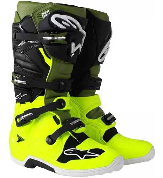 Botas Cross Alpinestars Tech 7 Killamet