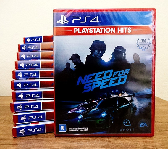 Need For Speed Ps4 Legendado Pt Br Requer Internet