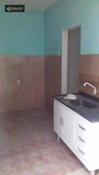 Casa Com 1 Dormitório Para Alugar, 55 M² - Nova Gerti - São Caetano Do Sul/sp - Ca0036