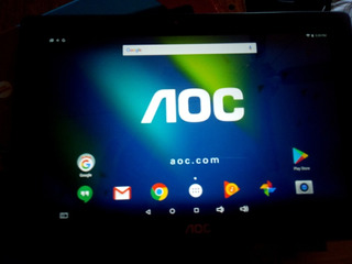 Tablet Aoc 10.1 Impecable!