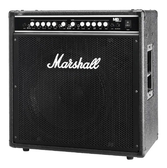 Amplificador Para Bajo Marshall Mb30 10p 30wrms Transitor