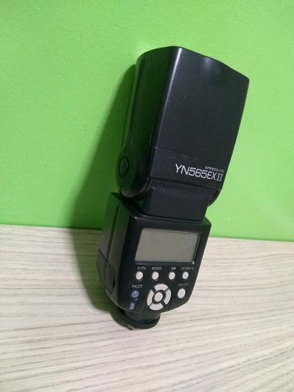 Flash Yongnuo Speedlite Yn565ex Ii