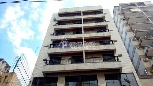 Apartamento À Venda, 1 Quarto, 1 Vaga, Catete - Rio De Janeiro/rj - 20348