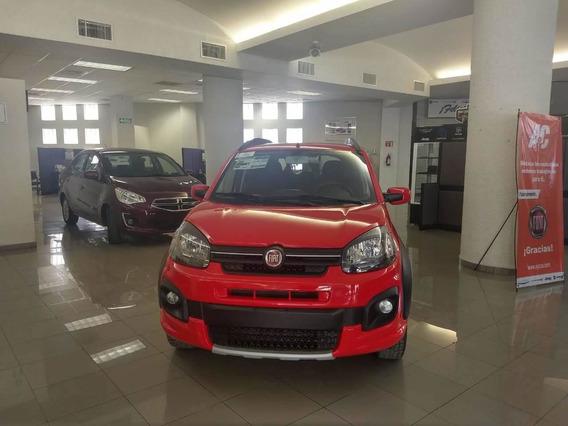 Fiat Uno Way 2020 ¡desde 10% De Enganche!