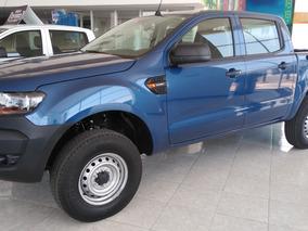 Ford Ranger 2.5 Xl Cabina Doble Mt 4x4 2019