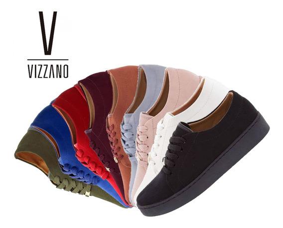 Tênis Feminino Vizzano Casual 1214205 - Original Envio 24 H