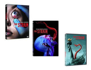 The Strain Temporadas 1 - 3 Series Dvd