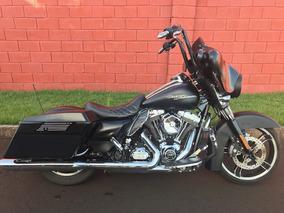 Harley-davidson Street Glide Exclusividade