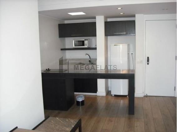 05740 - Flat 1 Dorm, Pinheiros - São Paulo/sp - 5740