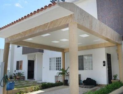 Casa De 3 Recámaras Completamente Amueblada En Los Olivos P2817