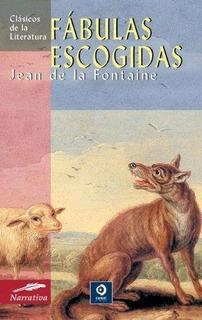 Fabulas Escogidas, Jean De La Fontaine, Edimat