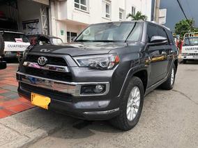 Toyota 4 Runner Limited 2016 Blindada Impecable, Único Dueño