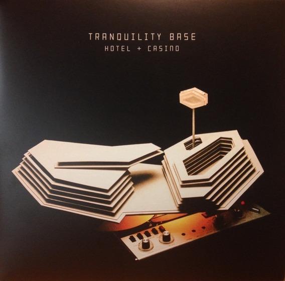 Arctic Monkeys Tranquility Base Cd Lacrado