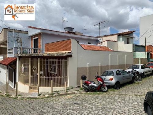 Casa Com 1 Dormitório À Venda, 70 M² Por R$ 212.000,00 - Ponte Grande - Guarulhos/sp - Ca0309