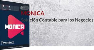 Monica 10 Ecuador Fact Electronica Inventarios Ats Soporte