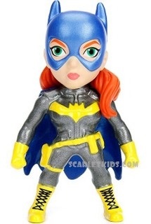 Batgirl Figura Metals 6.5 Cm Die Cast Dc Batichica Jada