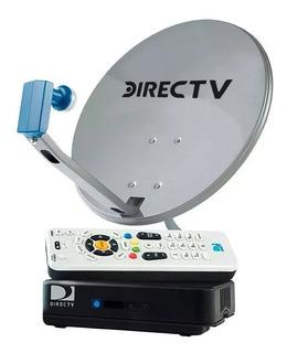 Antena Directv Hd Prepago Sin Abono Kit Loft Hogar