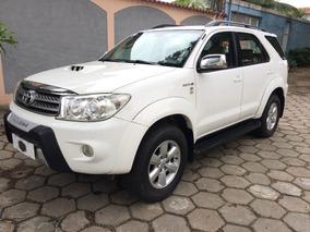 Toyota Sw4 3.0 Srv 7l 4x4 Aut. 5p, A Mais Nova Do Brasil !!!