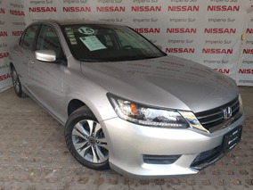 Honda Accord 2.4 Lx Sedán L4 At