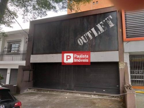 Prédio Para Alugar, 256 M² Por R$ 12.000,00/mês - Brooklin - São Paulo/sp - Pr0387