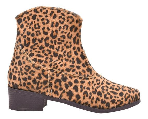 Bota Coturno Sapato Feminino Chiquiteira Chiqui/4050