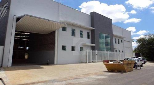 Imagem 1 de 6 de Galpão Comercial Para Venda E Locação, Recreio Campestre Jóia, Indaiatuba - Ga0015. - Ga0015
