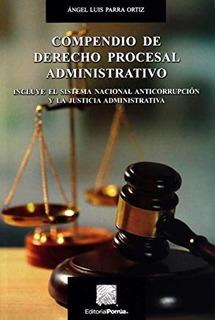 Libro A Dur Compendio De Derecho Procesal Administrativo