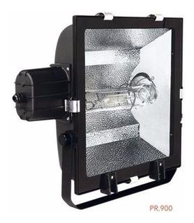 Proyector Exterior Profesional Lucciola Premium3-lamp+balast