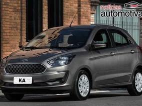 Ford Ka 1.5 Se Plus Flex Aut. 5p 2019 0km