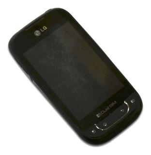 Celular Lg Optimus Net P698 Tela 3.2