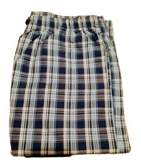 Pantalón De Tela Plana Pijama Hombre Polo Club