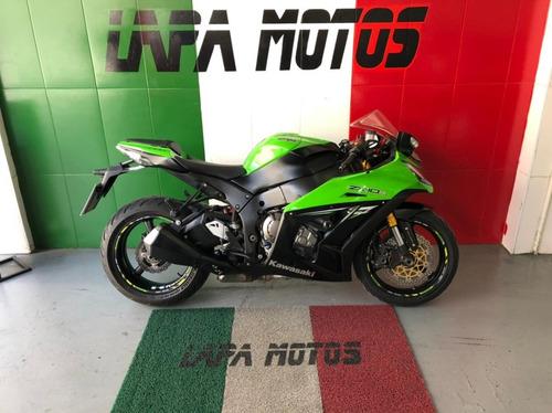 Kawasaki Zx10r Abs, 2014 Financiamos E Parcelamos No Cartão